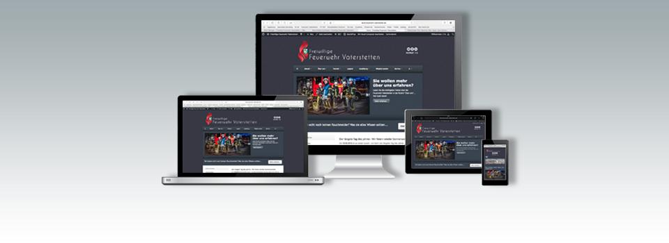 Feuerwehr Vaterstetten Webseite